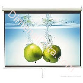 Jual Screen Projector Manual D-Light 120  Inch [MWSDL3030L]